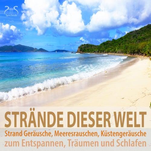 Strände dieser Welt: Strand Geräusche, Meeresrauschen, Küstengeräusche zum Entspannen, Träumen und Schlafen von Torsten Abrolat