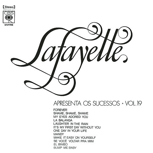 Lafayette Apresenta os Sucessos, Vol. XIX by Lafayette