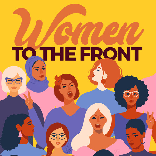 Women To The Front de Various Artists