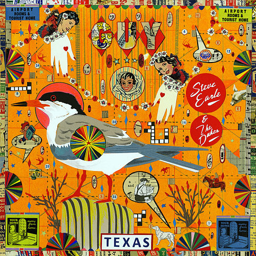 Old Friends by Steve Earle