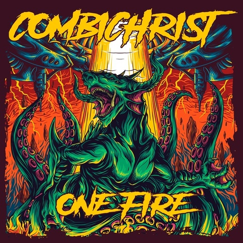 Guns at Last Night de Combichrist