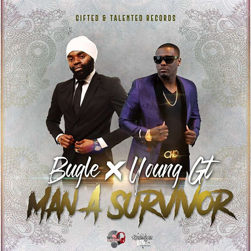 Man a Survivor by Bugle