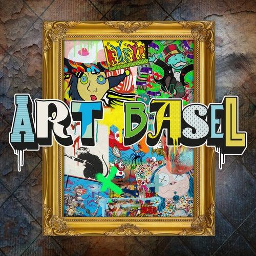 Art Basel von Alfons