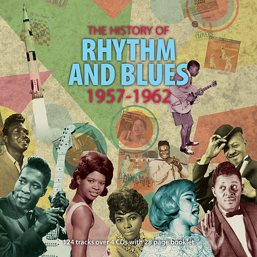 The History of Rhythm and Blues 1957-1962 de Various Artists