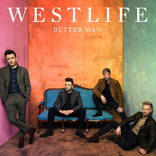 Better Man de Westlife