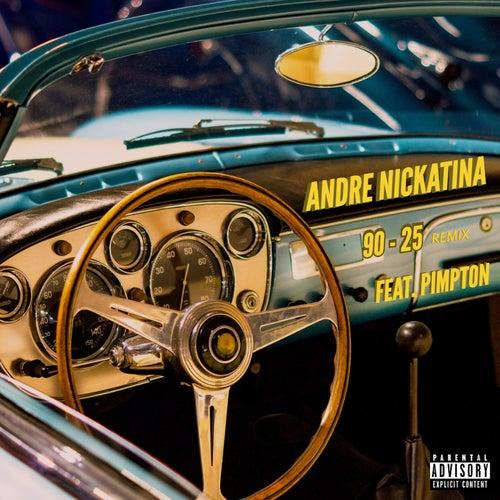 90 - 25 (Remix) by Andre Nickatina