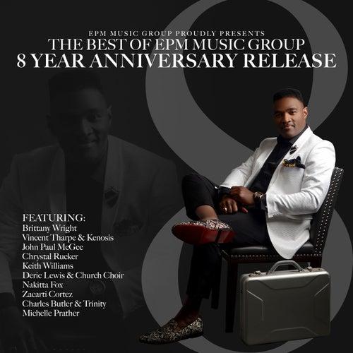 EPM Music Group 8th Anniversary Celebration de Various Artists