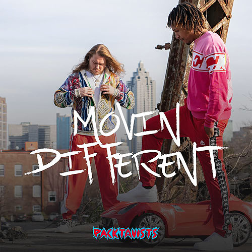 Movin Different by Packtavists
