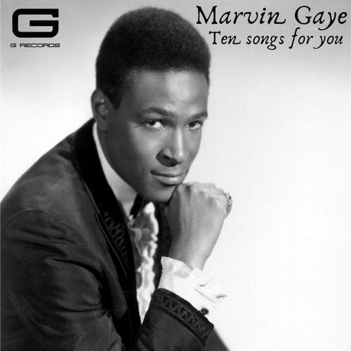 Ten songs for you de Marvin Gaye