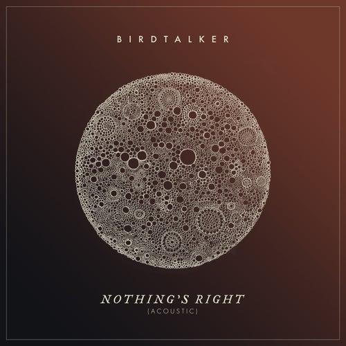 Nothing's Right (Acoustic) de Birdtalker