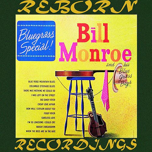 Bluegrass Special (HD Remastered) von Bill Monroe