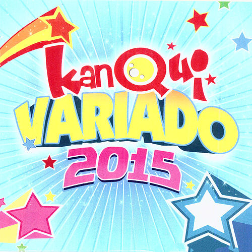 Kanqui Variado 2015 de Various Artists