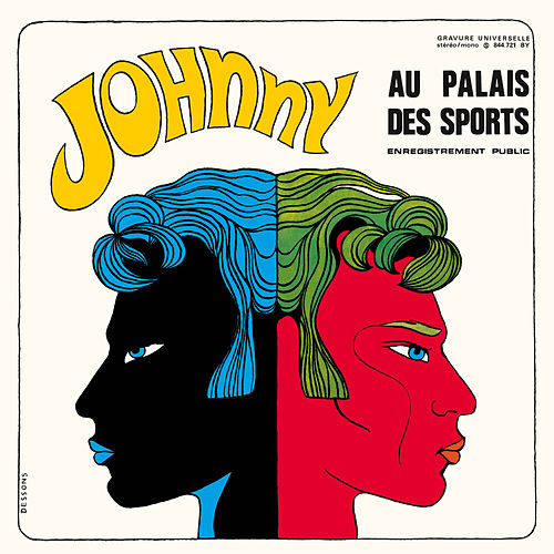 Palais des Sports 1967 (Live) by Johnny Hallyday
