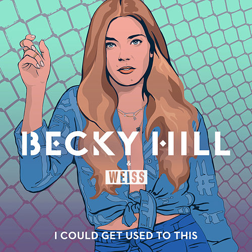 I Could Get Used To This by Becky Hill & WEISS