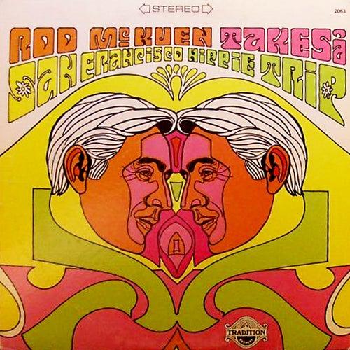 Rod Mckuen Takes a San Francisco Hippie Trip de Rod McKuen