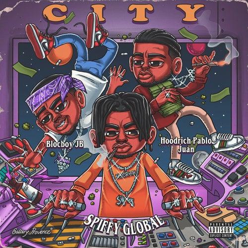 In The City (feat. BlocBoy JB & HoodRich Pablo Jaun) von Spiffy Global