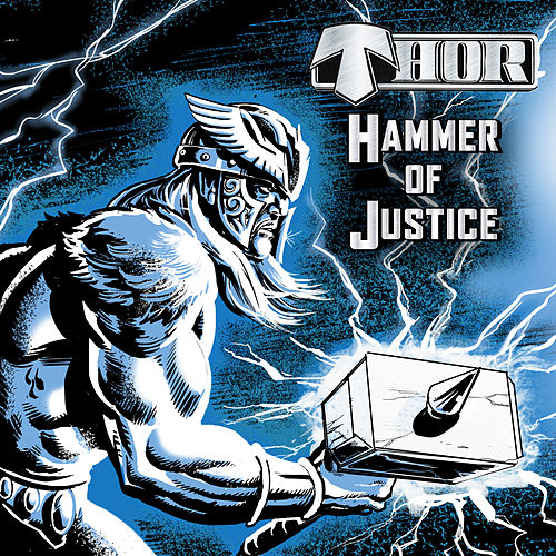 Hammer of Justice by Thor