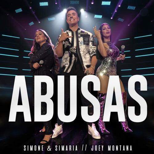 Abusas (Ao Vivo) de Simone & Simaria