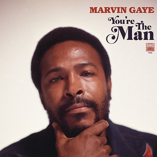 You're The Man by Marvin Gaye