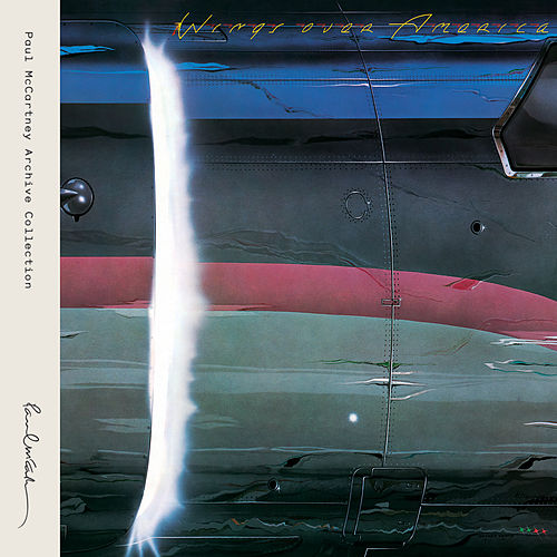 Wings Over America by Paul McCartney