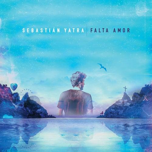 Falta Amor de Sebastián Yatra