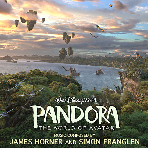 Pandora: The World of Avatar by James Horner