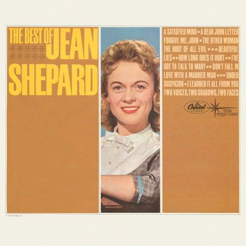 The Best Of Jean Shepard by Jean Shepard
