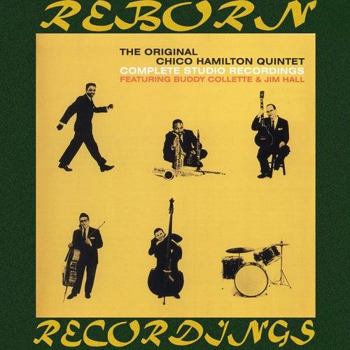 Complete Studio Recordings  (HD Remastered) by Chico Hamilton