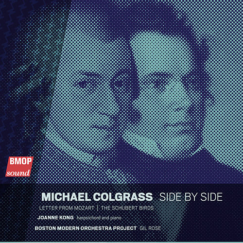 Michael Colgrass: Side by Side by Boston Modern Orchestra Project