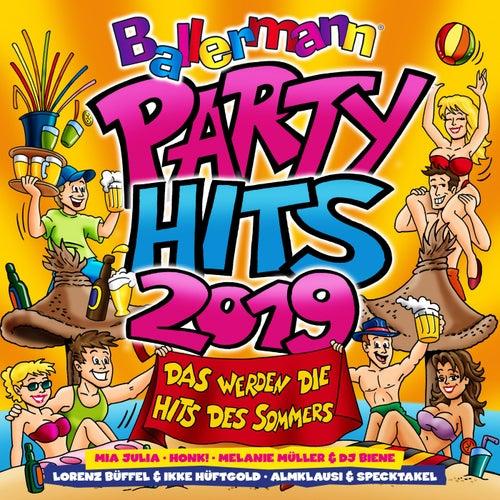 Ballermann Partyhits 2019 - Das werden die Hits des Sommers von Various Artists