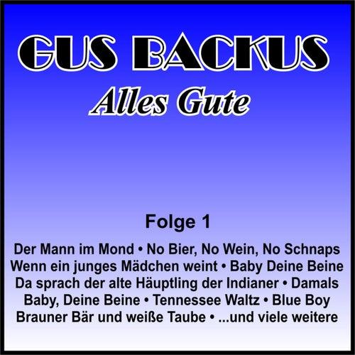 Alles Gute, Folge 1 de Gus Backus