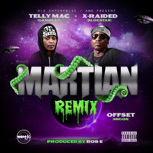 Martian (Remix) [feat. X-Raided] von Offset