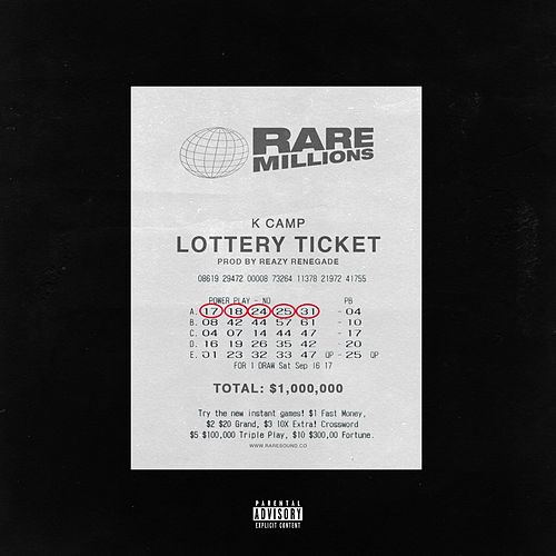 Lottery by K Camp