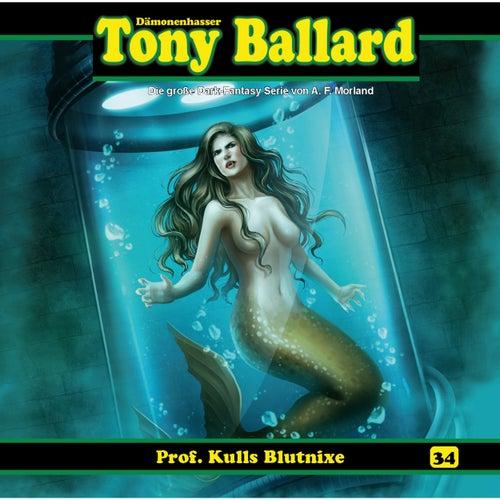 Folge 34: Prof. Kulls Blutnixe von Tony Ballard
