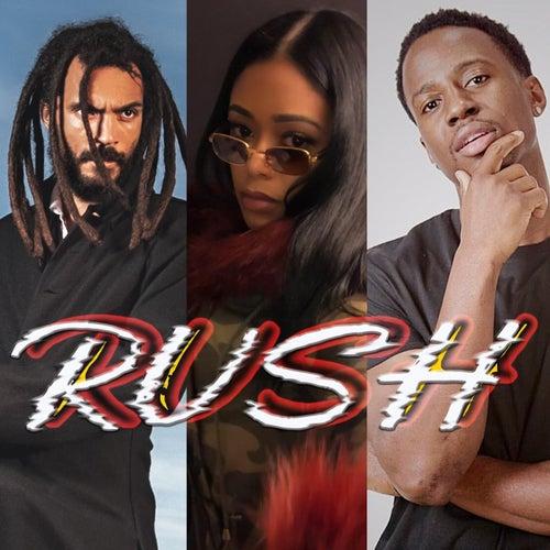 Rush by Manu Francois