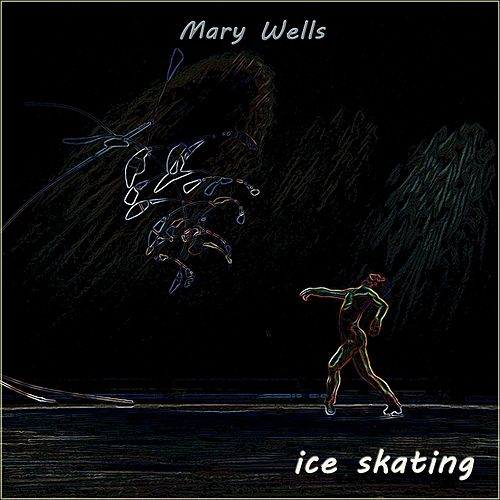 Ice Skating von Mary Wells