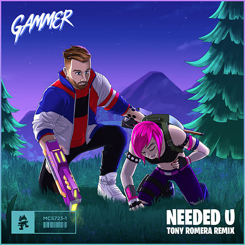 Needed U (Tony Romera Remix) von Gammer