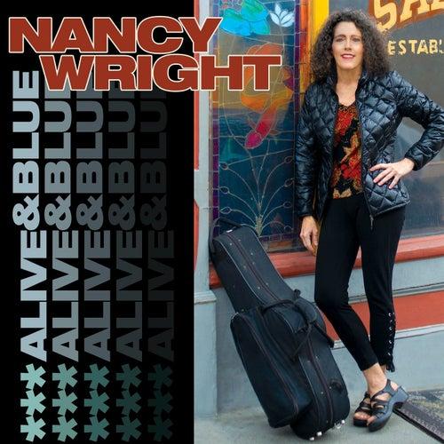Alive & Blue (Live) by Nancy Wright