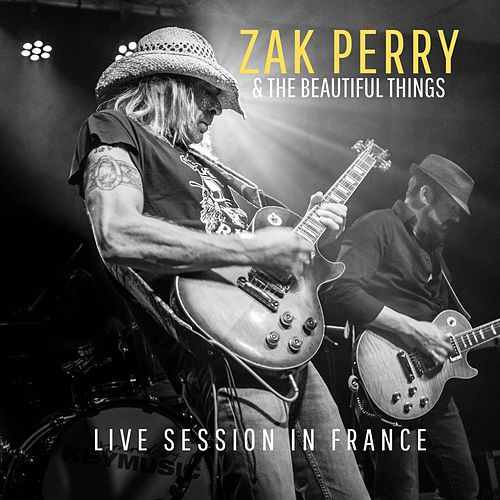 Live Session in France by Zak Perry and the beautiful things