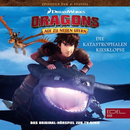 Folge 38: Die Katastrophalen Kiesklopse / Dagurs Wahrheit (Das Original-Hörspiel zur TV-Serie) von Dragons - Auf zu neuen Ufern