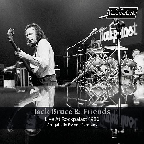Live at Rockpalast (Live, Essen, 1980) by Jack Bruce