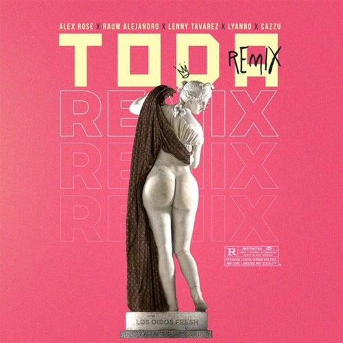 Toda (Remix) de Lenny Tavárez