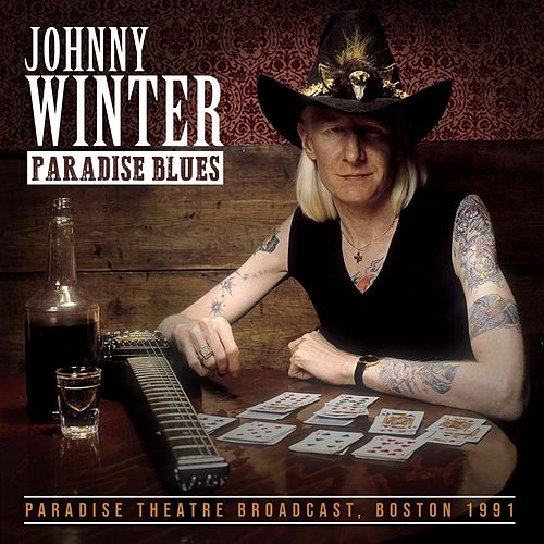 Paradise Blues de Johnny Winter