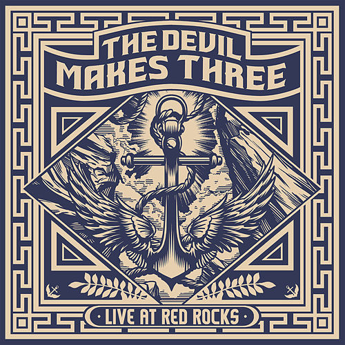 Live at Red Rocks de The Devil Makes Three