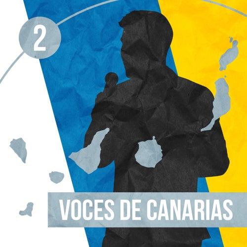 Voces de Canarias (Vol. 2) van Various Artists