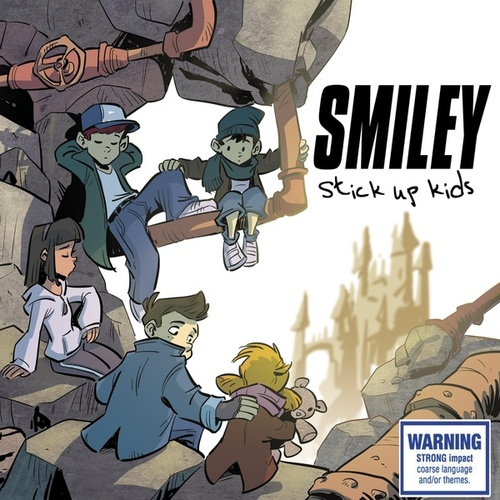 Stick Up Kids by Smiley