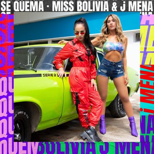 Se Quema de Miss Bolivia