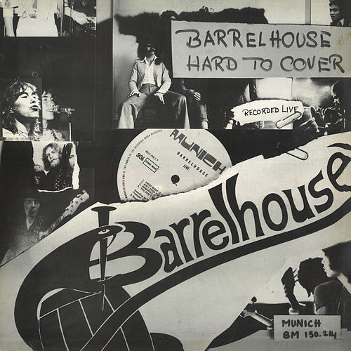 Hard To Cover de Barrelhouse