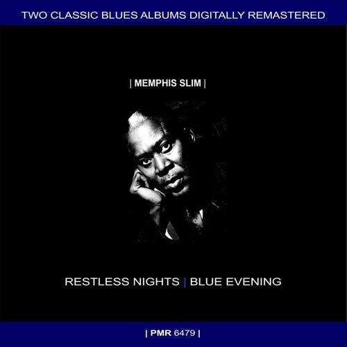 Two Originals: Restless Nights & Blue Evening (Original Recordings Remastered) by Memphis Slim