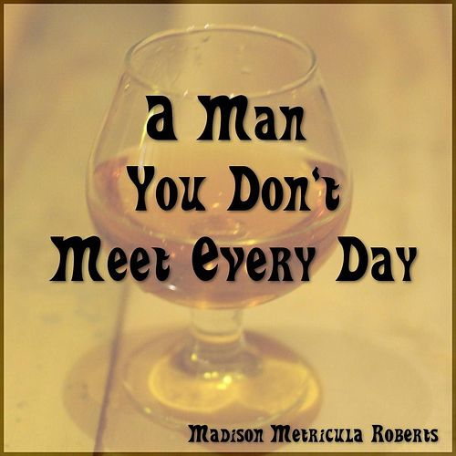 A Man You Don't Meet Every Day by Madison Metricula Roberts